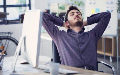 Fit und entspannt im Job – Teil 2